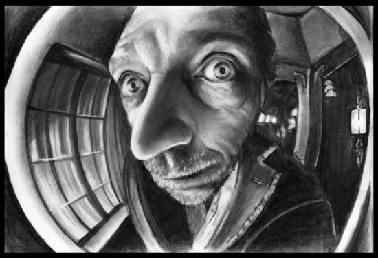 Hugh Laurie par pamela